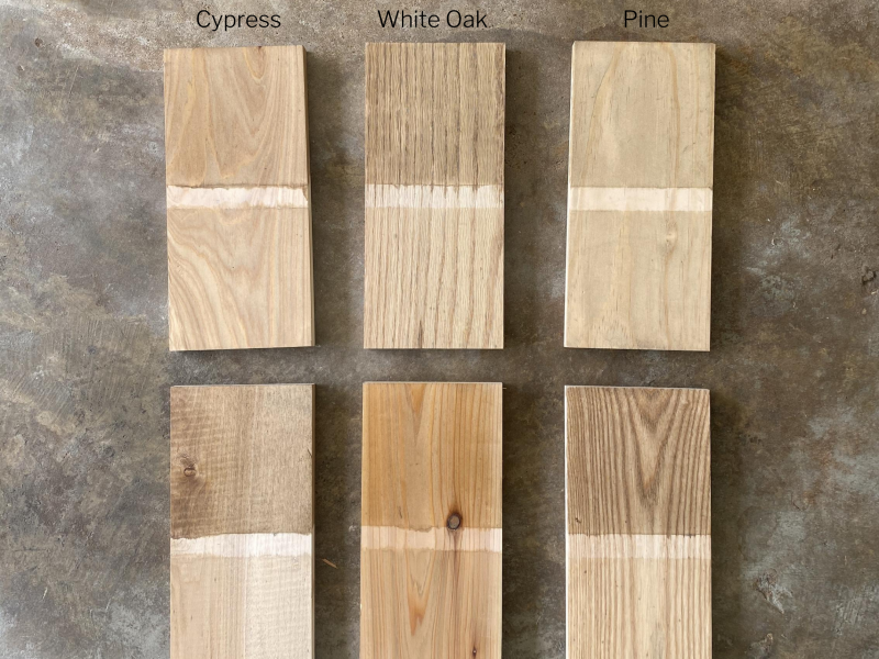 Choosing the Perfect Wood Stain: Science + Art + Nature